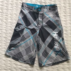 Boys' Hurley swim trunks